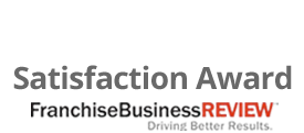 Franchise Business Review Satisfaction Award