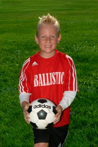 Soccer portrait by TSS Sports Photography franchisee
