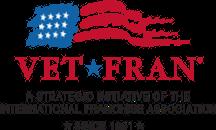 VetFran franchises logo