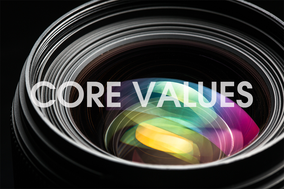 discussing core values and buying a TSS Photography franchise to shoot sports photography