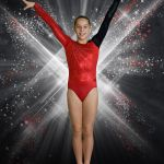 Gymnast photo from TSS Photography