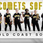 Gold Coast Softball team photo