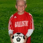 Individual Soccer Portrait