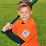 Baseball Individual Portrait from TSS Sports Photography