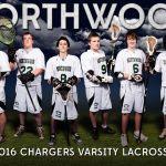 2016 Northwood Varsity Lacrosse