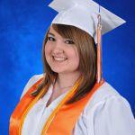 High School Graduate Portrait