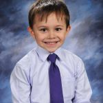 TSS Photography Portrait Young Boy in Tie