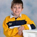 Grade School Portrait from TSS Photography