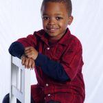 Elementary School Portrait Photograph