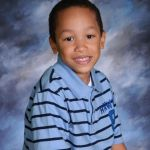 Young Boy in School Portrait