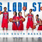 Rich South Basketball Team photo