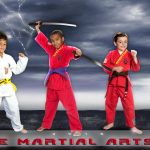 Martial Arts Photograph from TSS Franchisee