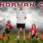 Norman Comets Soccer Team Photograph