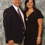 Couple Photo at High School Reunion